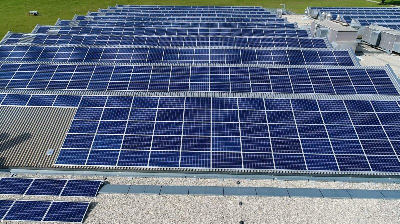 Pour les bâtiments neufs, il sera dorénavant exigé qu'une partie des besoins en électricité soit couverte par une production propre.