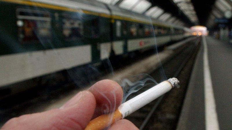 Pas de chasse aux fumeurs en vue