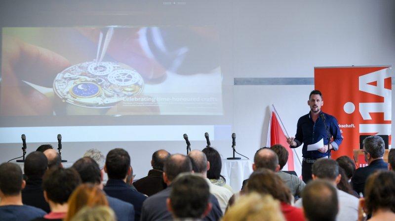 Samedi, le public était invité à écouter divers conférenciers regardant la thématique sous l'angle de leur spécialité.