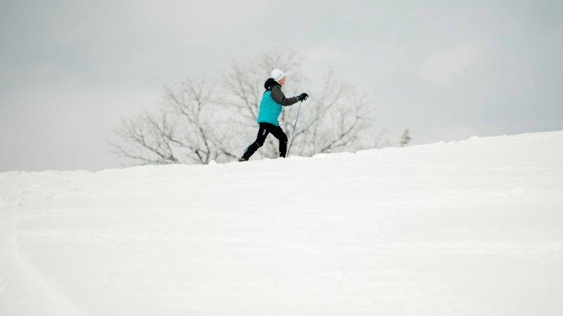 C'est parti pour le ski de fond!
