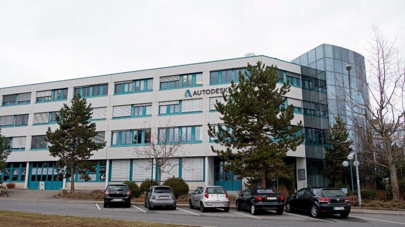 Sur les hauts de Neuchâtel, Syderal va reprendre une partie des locaux laissés vacants par l'entreprise Autodesk.