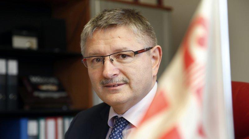 Le ministre jurassien Charles Juillard est candidat à la candidature au Conseil des Etats.