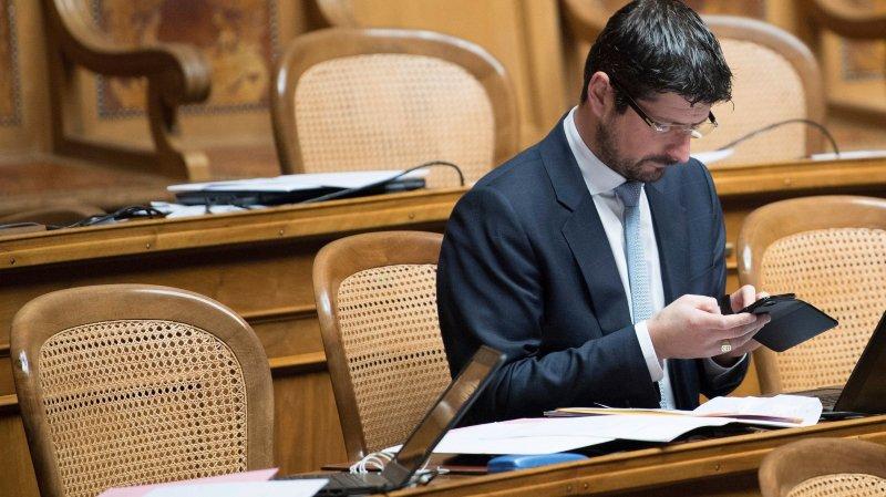 Le conseiller national valaisan Yannick Buttet, vice-président du PDC, fait l'objet d'une plainte pénale pour harcèlement.