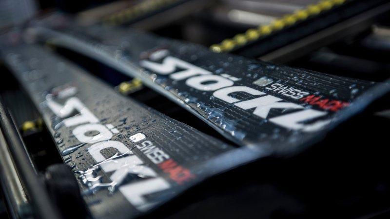 Les skis Stöckli existent depuis 1935 et sont devenus le principal producteur en Suisse.