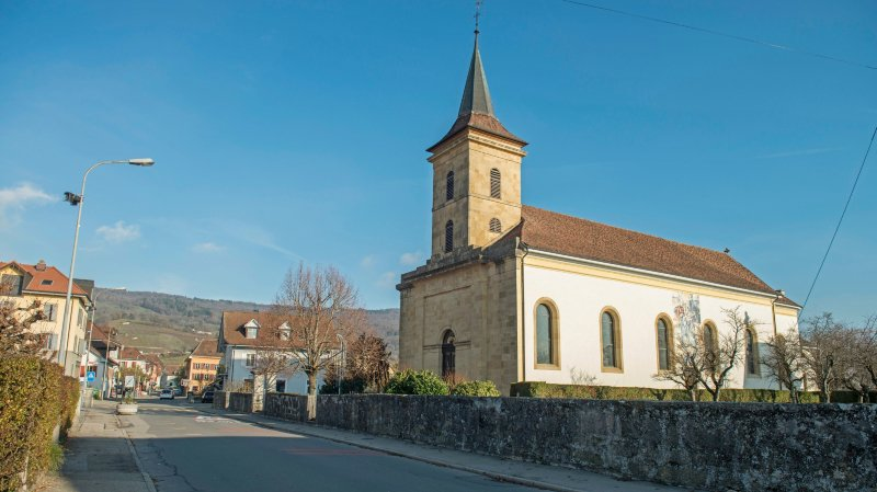 L'église Saint-Maurice accueille un ensemble russe, qui y fait l'une de ses rares haltes en Suisse.