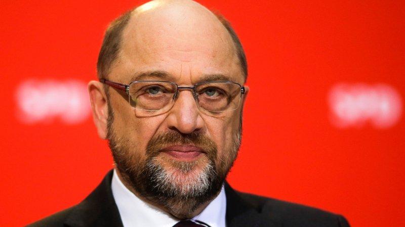 Le SPD encouragé à gouverner avec Merkel