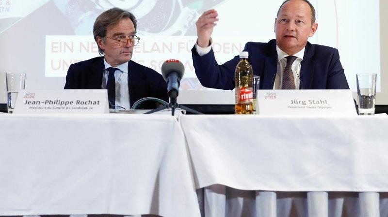 La passation de pouvoir entre Jean-Philippe Rochat et Jürg Stahl semble presque «naturelle».