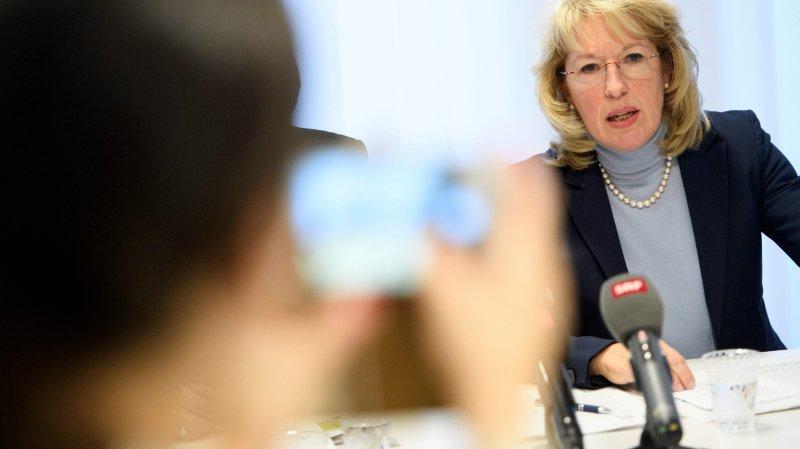 Le Conseil d'Etat a tranché, hier: la conseillère d'Etat vaudoise Jacqueline de Quattro n'a pas fait preuve de favoritisme envers le groupe Orllati.