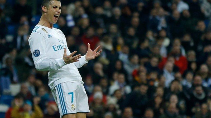 Beau, fort et sûr de lui, Cristiano Ronaldo veut encore deux Ballons d'or pour compléter sa collection.
