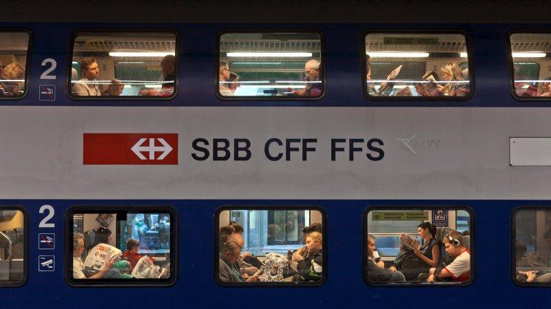 CFF: il était impossible d'acheter un billet en ligne ou au guichet ce vendredi matin