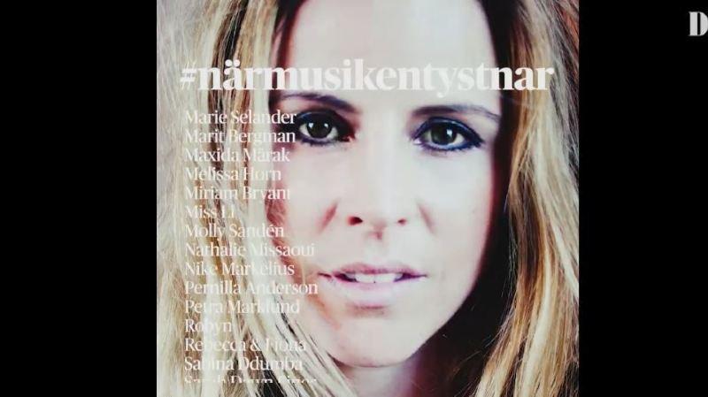 Suède: 2000 artistes dénoncent le viol, le harcèlement et les agressions sexuelles
