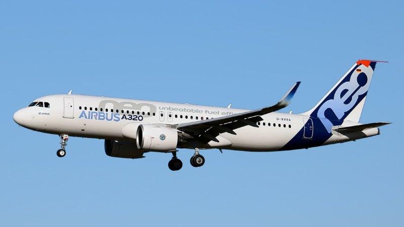 Commande historique de 430 avions pour Airbus