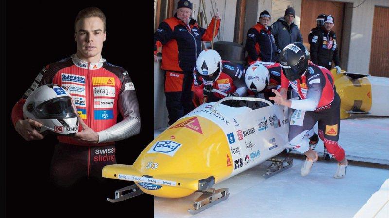 Pour Yann Moulinier, les Jeux olympiques sont au bout de la piste