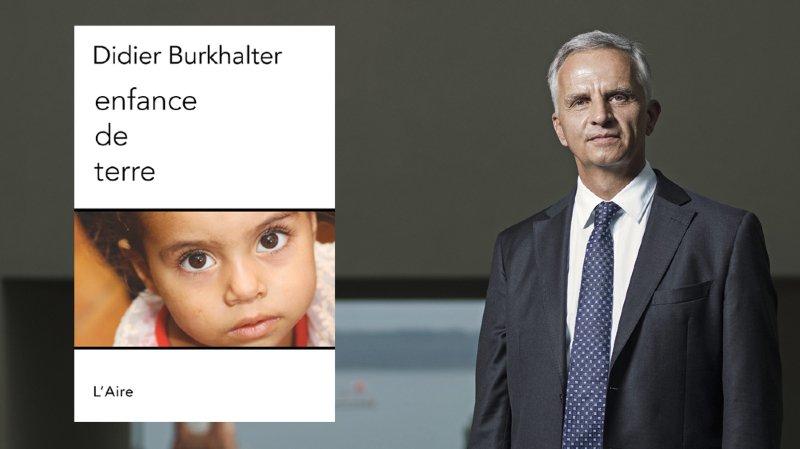 Découvrez en exclusivité un chapitre du livre de Didier Burkhalter