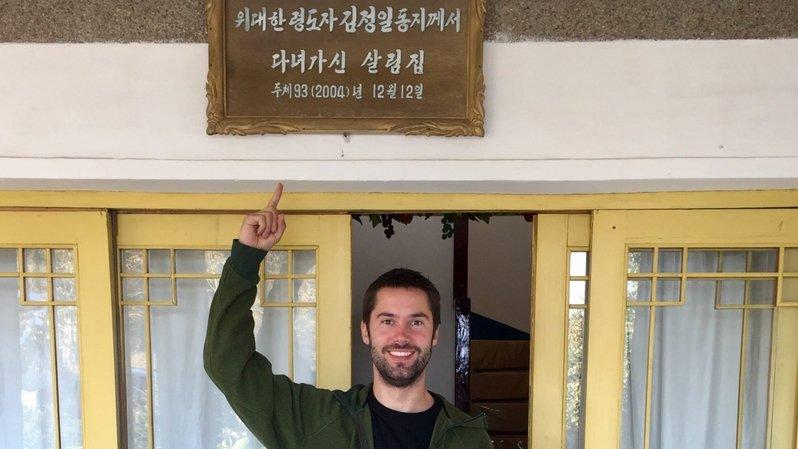 Un Neuchâtelois a pu voyager en Corée du Nord, il témoigne