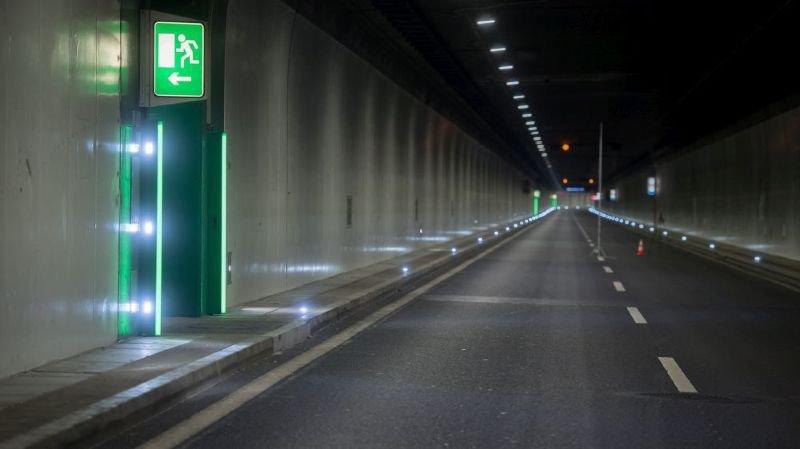 Les travaux nocturnes sous Neuchâtel reprennent