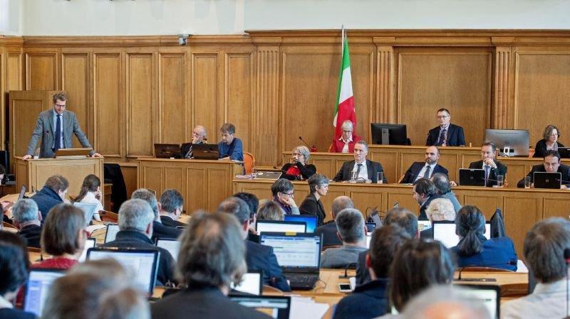 Le Grand Conseil ira de l'avant sur le budget 2018 de l'Etat.