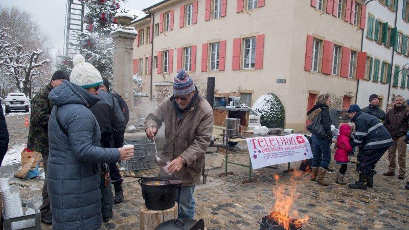 Les Neuchâtelois ont donné 150'000 francs pour lutter contre les maladies génétiques rares