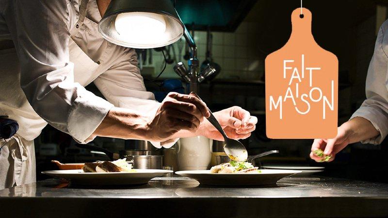 Le label Fait Maison séduit les restaurateurs neuchâtelois