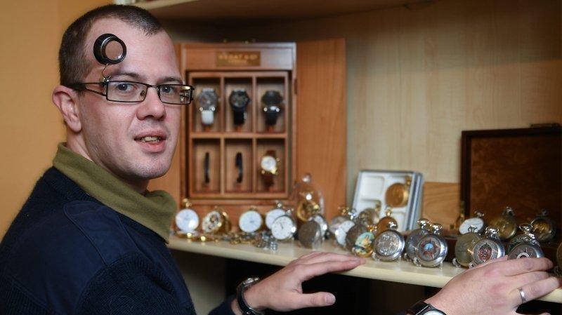 Felipe Silva, passionné de montre et horloger autodidacte