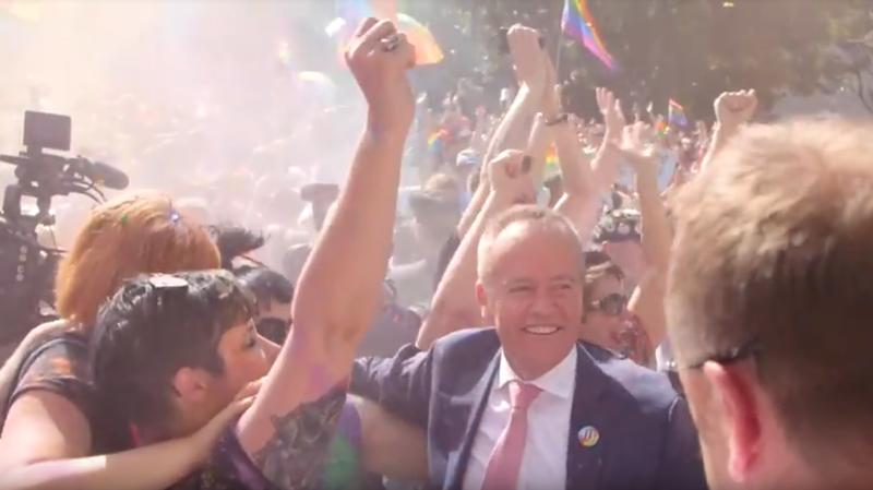 Australie: 62% d'opinions favorables à une légalisation du mariage homosexuel