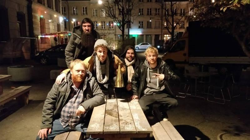 Les Chaux-de-fonniers de Koqa Beatbox récompensés aux SwissLiveTalents