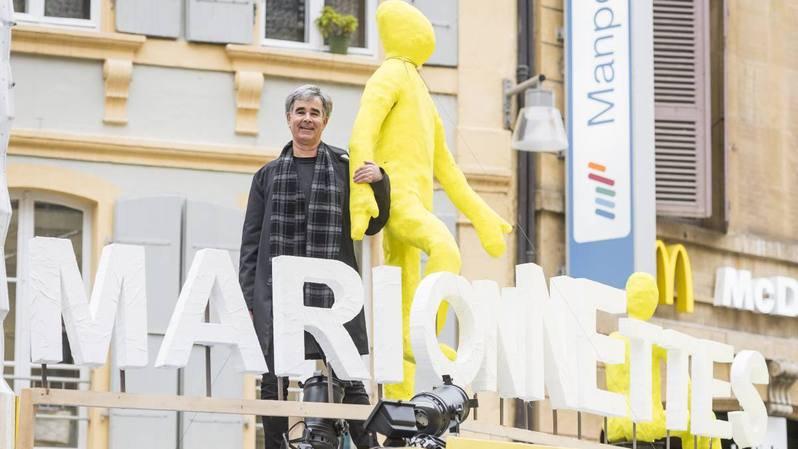 Neuchâtel: rencontre avec un fan du festival MarionNEttes