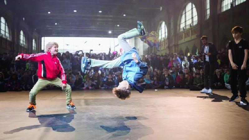 Neuchâtel: à 11 ans, Maxime et Mateo sont prêts pour la Groove Session