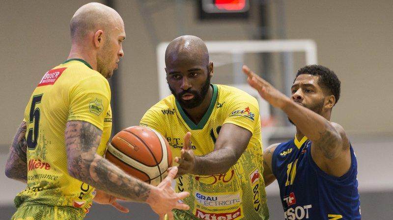 Basketball: le BBC Monthey s'arrache pour vaincre Union Neuchâtel (82-80)