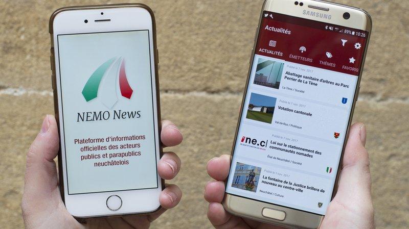 NEMO News se veut être un outil complémentaire aux médias traditionnels.
