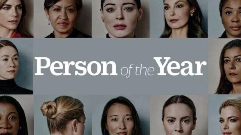 """""""Personnalité de l'année"""" 2017 par Time: les femmes harcelées"""