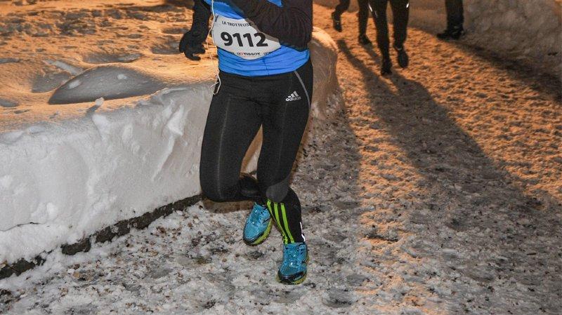 Les participants à la dixième Trotteuse-Tissot doivent s'attendre à affronter des conditions hivernales.