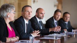 Les conseillers d'Etat neuchâtelois racontent comment ils rédigent leurs discours