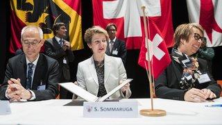 Question jurassienne: l'Assemblée interjurassienne disparaît de la scène politique