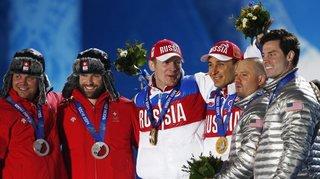 Bobsleigh: Zubkov, double médaillé d'or, était dopé à Sotchi, le Suisse Beat Hefti devrait récupérer l'or