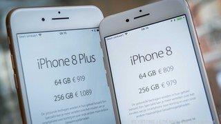 """Recherches Google: """"iPhone 8"""" est le terme le plus recherché en Suisse en 2017"""