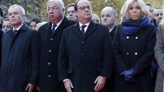 Attentats de Paris: deux ans après les pires attaques de son histoire, la France se souvient