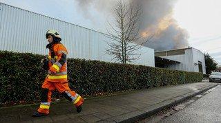 Belgique: un incendie carbonise des gaufres et retarde des trains Thalys