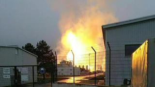 Explosion dans un terminal gazier en Autriche: 1 mort
