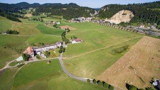 Le Locle: le groupe Rolex va construire au Col-des-Roches