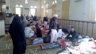 Egypte: carnage dans une mosquée