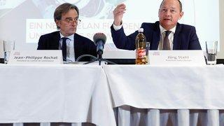 Jürg Stahl est le nouvel  ambassadeur de Sion 2026