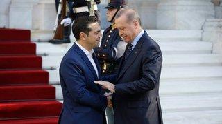 Très attendu en Grèce, le président Erdogan joue les provocateurs