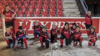 Arcinfo Kids, avec Neuchâtel Xamax - FC Winterthour