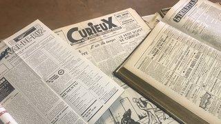 Trois jours de vente de nos archives historiques