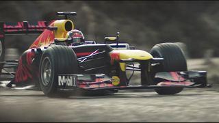 Auto: le pilote vaudois Sébastien Buemi avale le col du Gothard au volant d'une Formule 1