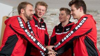 Le volley, la passion héréditaire de la famille Müller