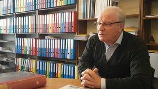 Jacques-André Humair se confie sur son rapport avec l'Impartial