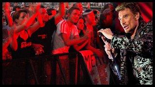 Quand Johnny chantait à Neuchâtel: fans et organisateurs témoignent