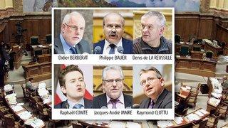 Route: l'effort collectif neuchâtelois au Parlement a été fructueux